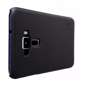 Nillkin Super Frosted Shield Hard Case for Asus Zenfone 3 ZE552KL - Black - 2