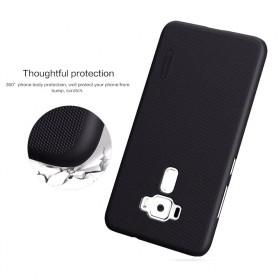 Nillkin Super Frosted Shield Hard Case for Asus Zenfone 3 ZE552KL - Black - 4