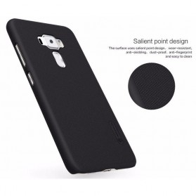 Nillkin Super Frosted Shield Hard Case for Asus Zenfone 3 ZE552KL - Black - 5