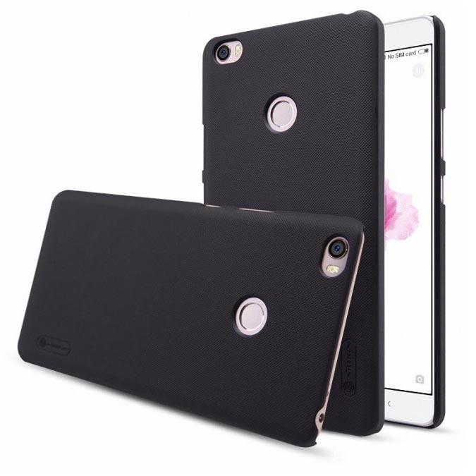 the best attitude e7877 1a53b Nillkin Super Frosted Shield Hard Case for Xiaomi Mi Max - Black