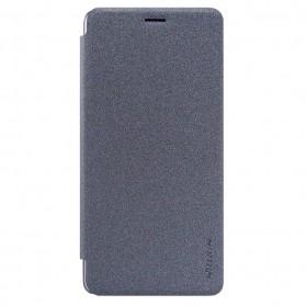 Nillkin Sparkle Window Case for OnePlus 3 - Black