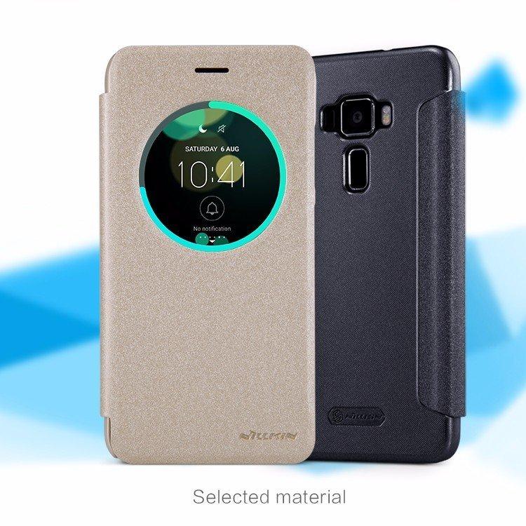 Nillkin Sparkle Window Case For Asus Zenfone 3 Ze552kl