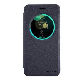 Nillkin Sparkle Window Case for Asus Zenfone 3 ZE520KL - Black