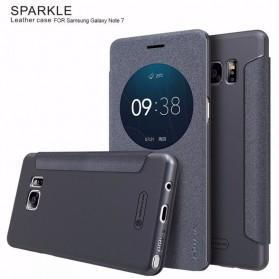 Nillkin Sparkle Window Case for Samsung Galaxy Note 7 - Black