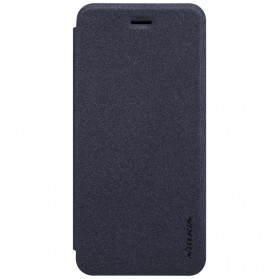 Nillkin Sparkle Window Case for iPhone 7/8 - Black - 2