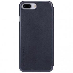Nillkin Sparkle Window Case for iPhone 7/8 - Black - 3