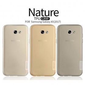 Nillkin Nature TPU Case for Samsung Galaxy A3 2017 - Transparent - 7