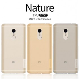 Nillkin Nature TPU Case for Xiaomi Redmi Note 4 Mediatek - Transparent - 7