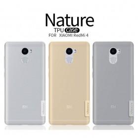 Nillkin Nature TPU Case for Xiaomi Redmi 4 - Transparent - 7