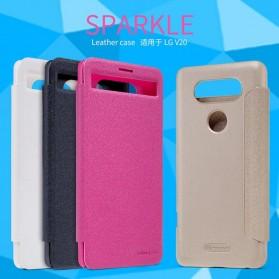 Nillkin Sparkle Window Case for LG V20 - Black - 2
