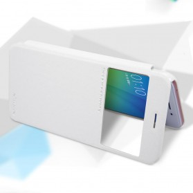 Nillkin Sparkle Window Case for Oppo R9S Plus - Black - 5