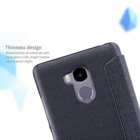 Nillkin Sparkle Window Case for Xiaomi Redmi 4 Pro - Black - 6