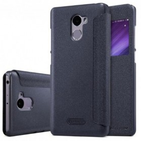 Nillkin Sparkle Window Case for Xiaomi Redmi 4 - Black