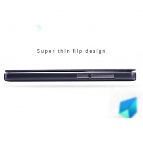 Nillkin Sparkle Window Case for Xiaomi Redmi 4 - Black - 4