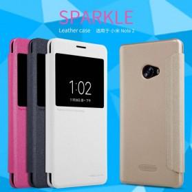 Nillkin Sparkle Window Case for Xiaomi Mi Note 2 - Black - 2