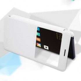Nillkin Sparkle Window Case for Xiaomi Mi Note 2 - Black - 5