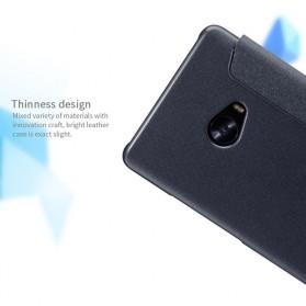 Nillkin Sparkle Window Case for Xiaomi Mi Note 2 - Black - 6