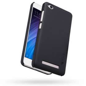 Nillkin Super Frosted Shield Hard Case for Xiaomi Redmi 4A - Black - 3