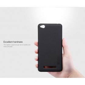 Nillkin Super Frosted Shield Hard Case for Xiaomi Redmi 4A - Black - 6