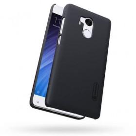 Nillkin Super Frosted Shield Hard Case for Xiaomi Redmi 4 Pro - Black - 2