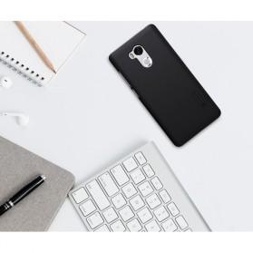 Nillkin Super Frosted Shield Hard Case for Xiaomi Redmi 4 Pro - Black - 3