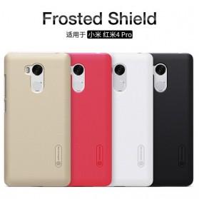 Nillkin Super Frosted Shield Hard Case for Xiaomi Redmi 4 Pro - Black - 5