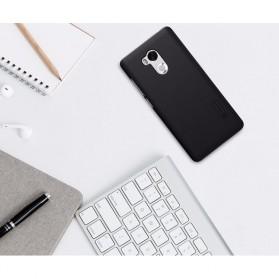 Nillkin Super Frosted Shield Hard Case for Xiaomi Redmi 4 - Black - 3