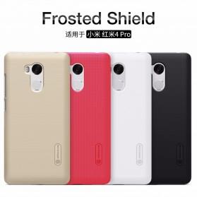 Nillkin Super Frosted Shield Hard Case for Xiaomi Redmi 4 - Black - 6