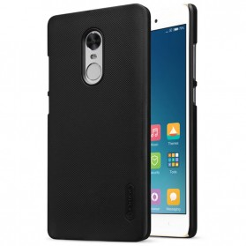 Nillkin Super Frosted Shield Hard Case for Xiaomi Redmi Note 4X - Black