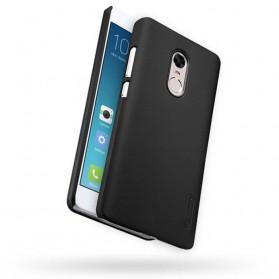 Nillkin Super Frosted Shield Hard Case for Xiaomi Redmi Note 4X - Black - 2