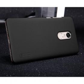 Nillkin Super Frosted Shield Hard Case for Xiaomi Redmi Note 4X - Black - 3