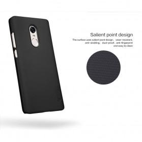 Nillkin Super Frosted Shield Hard Case for Xiaomi Redmi Note 4X - Black - 4