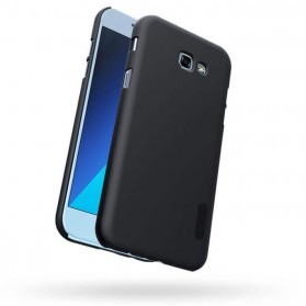 Nillkin Super Frosted Shield Hard Case for Samsung Galaxy A5 2017 - Black - 2