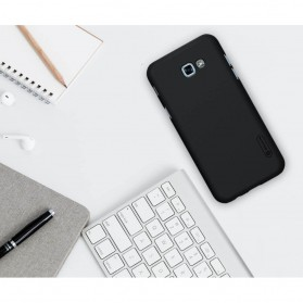Nillkin Super Frosted Shield Hard Case for Samsung Galaxy A5 2017 - Black - 3