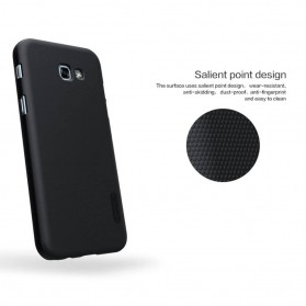 Nillkin Super Frosted Shield Hard Case for Samsung Galaxy A5 2017 - Black - 4