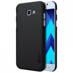 Nillkin Super Frosted Shield Hard Case for Samsung Galaxy A7 2017 - Black