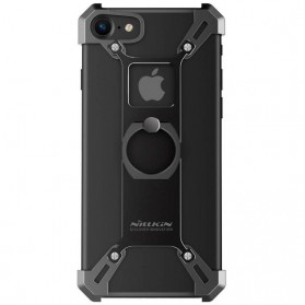 Nillkin Barde Metal iRing Case for iPhone 7/8 - Black