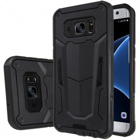 Nillkin Defender 2 Armor Hard Case for Samsung Galaxy S7 Edge - Black