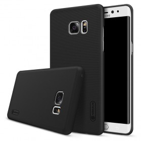 Nillkin Super Frosted Shield Hard Case for Samsung Galaxy Note FE - Black