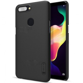 Nillkin Super Frosted Shield Hard Case for OPPO R11s Plus - Black