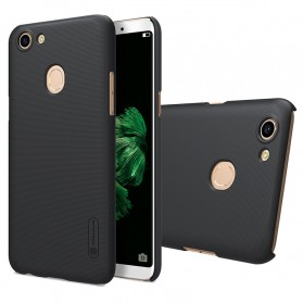 Nillkin Super Frosted Shield Hard Case for OPPO F5 - Black
