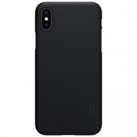 Nillkin Super Frosted Shield Hard Case for iPhone X - Black - 3