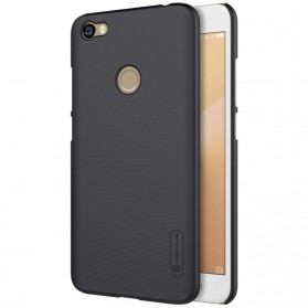 Nillkin Super Frosted Shield Hard Case for Xiaomi Redmi Note 5A Prime - Black