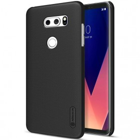 Nillkin Super Frosted Shield Hard Case for LG V30 - Black