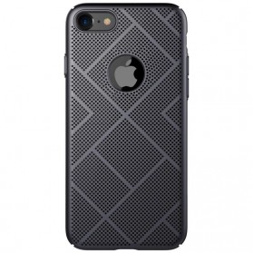 Nillkin Air Series Ventilated Hard Case for iPhone 7/8 - Black - 3