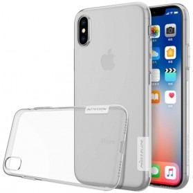 Nillkin Nature TPU Case for iPhone X - Transparent