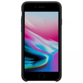 Nillkin Flex Liquid Silicone Soft Case for iPhone 7 Plus / 8 Plus - Black - 2