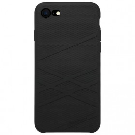 Nillkin Flex Liquid Silicone Soft Case for iPhone 7 Plus / 8 Plus - Black - 3