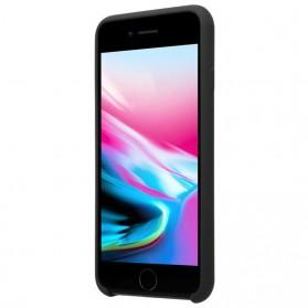 Nillkin Flex Liquid Silicone Soft Case for iPhone 7 Plus / 8 Plus - Black - 4