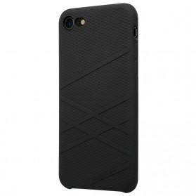 Nillkin Flex Liquid Silicone Soft Case for iPhone 7 Plus / 8 Plus - Black - 5